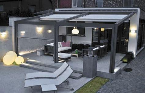 Ideen Für Terrassenüberdachung by Ideen F 252 R Terrassen 252 Berdachung