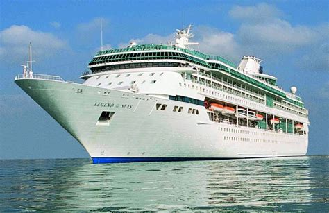 Cruzeiros Legend Of The Seas Para A Thomson Holidays