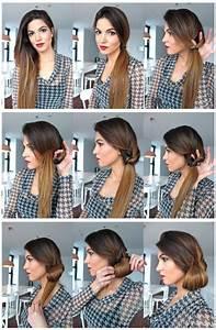 Easy & Fast DIY Hairstyles Tutorials: long hair, short ...
