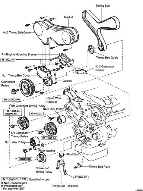1980 Honda Accord Belt Diagram by Wrg 1887 4 5 Liter Toyota Engine Diagram