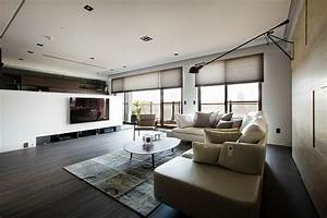asian interior design trends in two modern homes with With photo interieur maison contemporaine