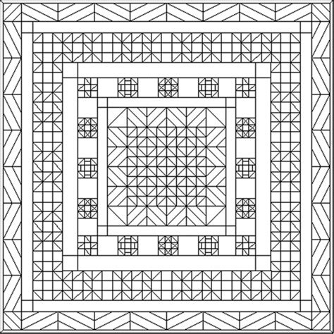 quilt blocks coloring pages  print printable