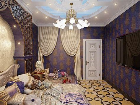 Decorating theme bedrooms Maries Manor: exotic global