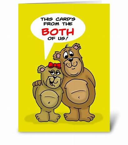 Birthday Both Happy Cards Greeting Card Send