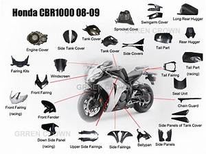 Diagram Of Motorcycle Parts