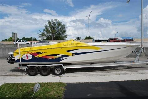 Cigarette Boats For Sale Uk by Cigarette Racing 30 Mystique In Florida Boats And