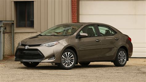 Toyota Corolla Review by 2017 Toyota Corolla Review Mediocrity Sells