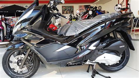 Pcx 2018 Model by Honda Pcx 150 2018 Black