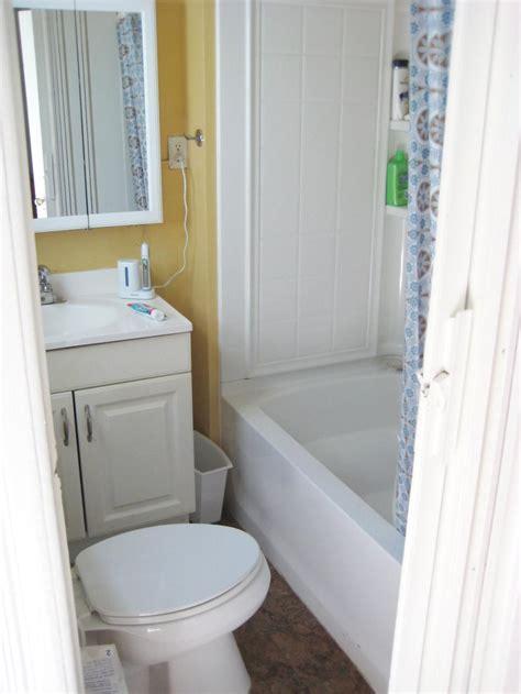 small space modern bathroom jennifer jones hgtv