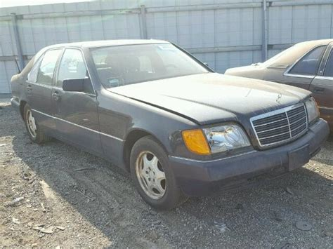 manual cars for sale 1992 mercedes benz 300se auto manual 1992 mercedes benz 300se for sale il chicago north thu oct 12 2017 salvage cars