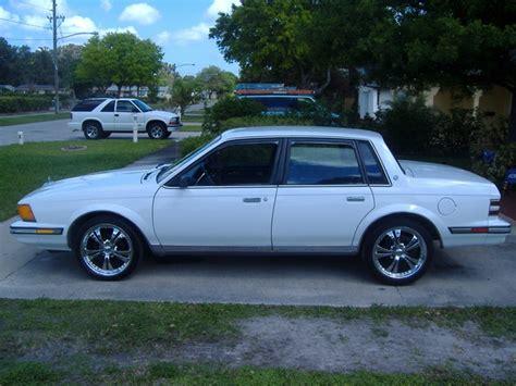 1986 Buick Century by Dean86buick 1986 Buick Century Specs Photos Modification