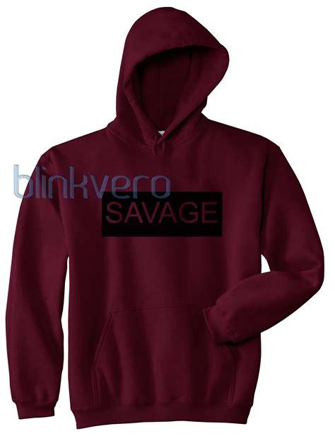 savage and mens hoodies t shirt tshirt