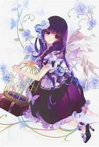 323 best Purple fantasy images on Pinterest   Fantasy art ...
