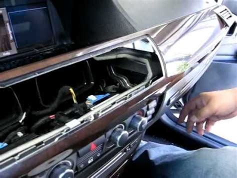 best car repair manuals 2002 bmw 745 spare parts catalogs how to remove cd changer from bmw 745 750 760 for repair youtube