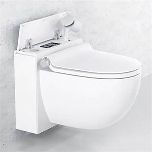 Dusch Wc Preisvergleich : grohe sensia igs duschwc abdeckung ablauf dusche ~ Watch28wear.com Haus und Dekorationen