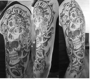 Tatouage Bras Complet Homme : tattoo bras homme ~ Dallasstarsshop.com Idées de Décoration