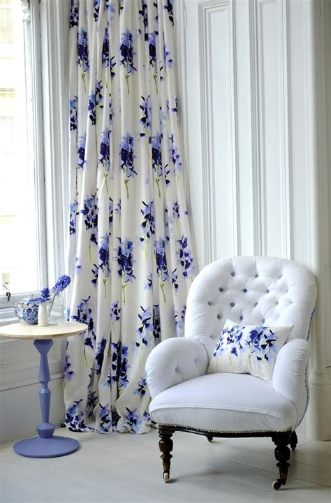 matching curtains for blue walls www myfamilyliving