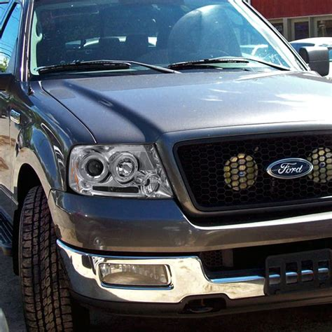 f150 halo lights hid xenon 04 08 ford f 150 f150 eye halo led