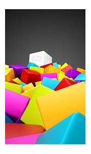 3D Colorful Squares Wallpapers   HD Wallpapers   ID #10494