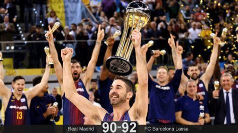 Copa del Rey Baloncesto ACB: El Barcelona resucita para ...