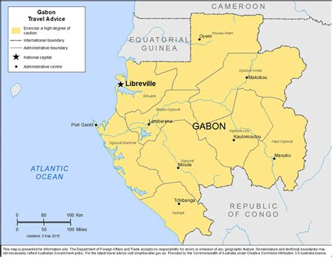 How safe is Gabon | Safety Tips & Crime Maps | Safearound