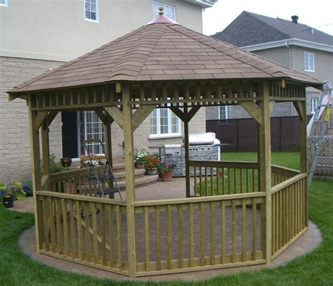build a house free free plans for building a gazebo floor plans