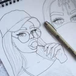 Dope Instagram Drawings
