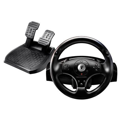 Volante Pc Feedback by Thrustmaster T100 Feedback Racing Wheel Volant Pc
