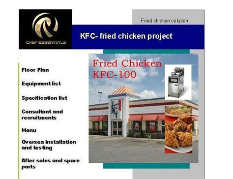 100 pics solution cuisine kfc 100 fried chicken fast food complete solution buy