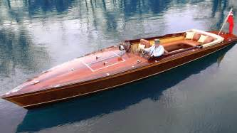 in design kaufen mclaren designer builds gorgeous electric speedboat