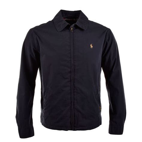 polo ralph navy harrington jacket a30j7138 c0109 from brother2brother uk