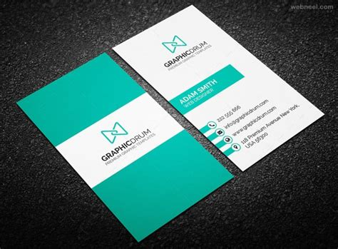 creative corporate business card design examples