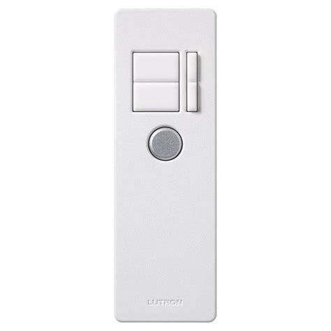 floor l with remote control dimmer lutron maestro ir remote control white mir itfs wh the