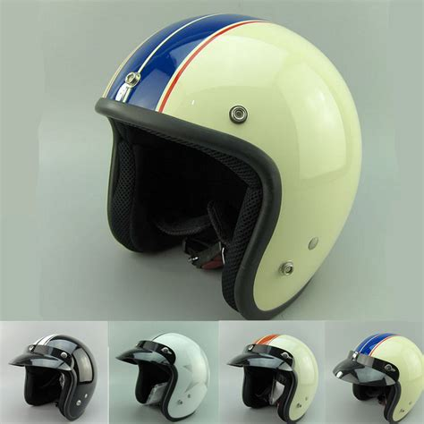 vintage motocross helmet aliexpress com buy sale open face vintage motorcycle