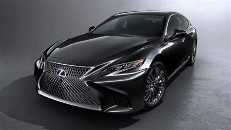 lexus lsh charges  car news carsguide