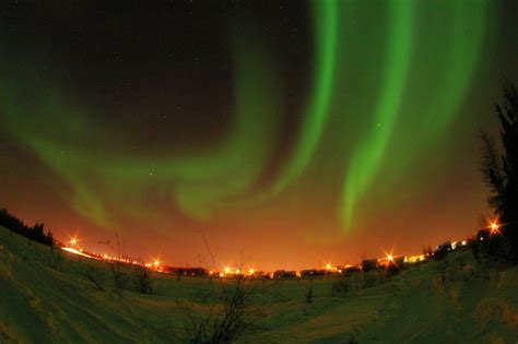 is seeing the northern lights on your list