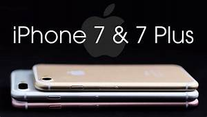 Iphone 7 Vs Iphone 7 Plus  Major Differences
