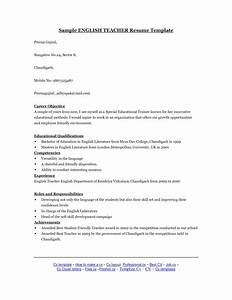 english resume template learnhowtoloseweightnet With english resume template