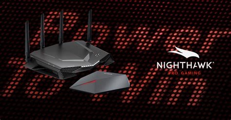 nighthawk pro gaming router nighthawk pr