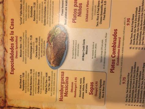 Seven Ls Buckhead Menu by Jalisco Mexican Restaurant 30 Fotos Y 166 Rese 241 As