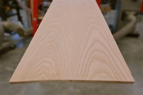 steps  edge gluing solid wood panels