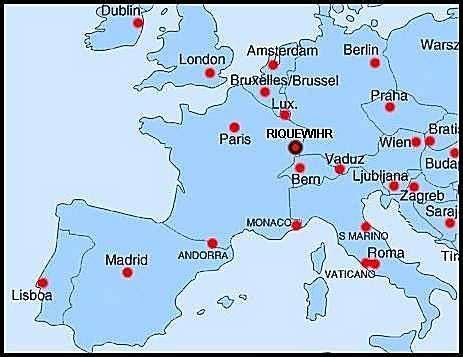 Carte Européenne Avec Capitales by Testez Vous Sur Ce Quiz 10 Capitales Europ 233 Ennes Dans