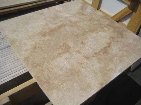 walnut  honed filled travertine tile