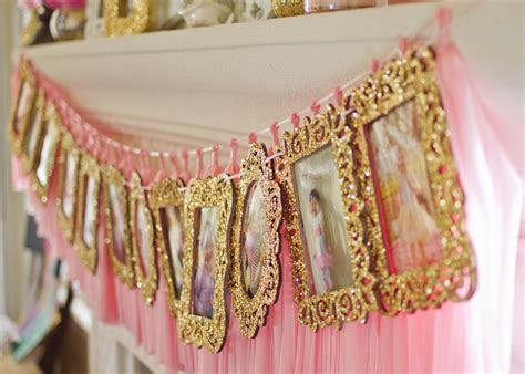 bridget s pink and gold 2nd birthday party project nursery