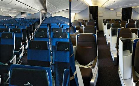 nieuw interieur klm 777 nieuwe cabines voor klm boeing 772 s ikvliegveel