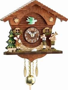Cuckoo, Clock, Kuckulino, Quartz