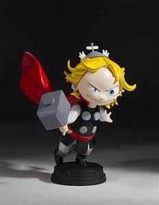 Gentle Giant Thor Animated Statue Pre-Order - The Toyark ...  Animated