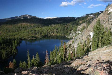 cory peak and bull lake via pacific crest trail hike mt