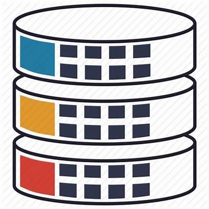 Icon Repository Data Storage Server Icons Database