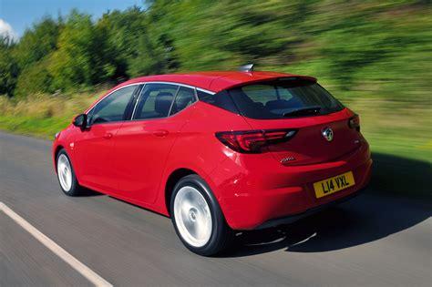 Vauxhall Astra 2015-2018 design & styling   Autocar